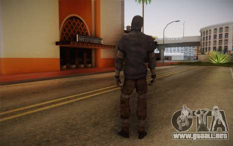 Hunter from Left 4 Dead 2 para GTA San Andreas segunda pantalla