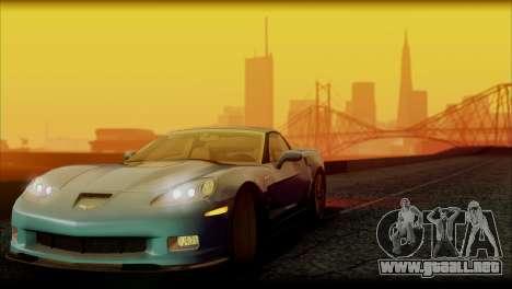 ENB by Stepdude 1.0 beta para GTA San Andreas séptima pantalla