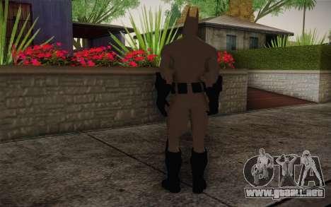 Batman para GTA San Andreas segunda pantalla