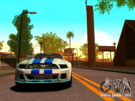 ENBSeries Realistic Beta v1.0 para GTA San Andreas tercera pantalla