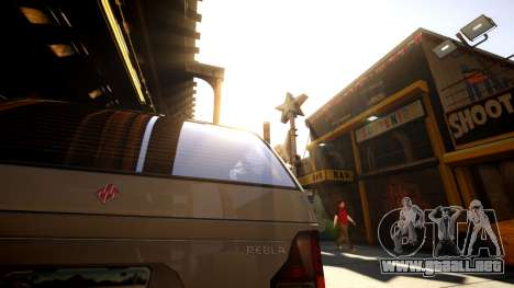 LibertyENB - Maximum Quality para GTA 4 quinta pantalla