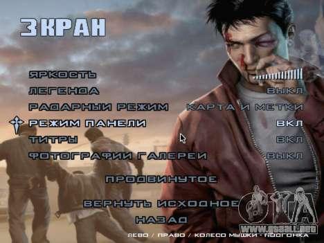 La pantalla de arranque de Mafia II para GTA San Andreas twelth pantalla