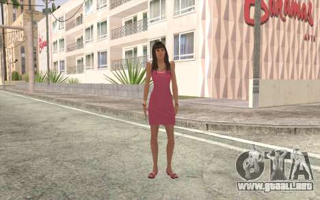 Un из TBOGT para GTA San Andreas