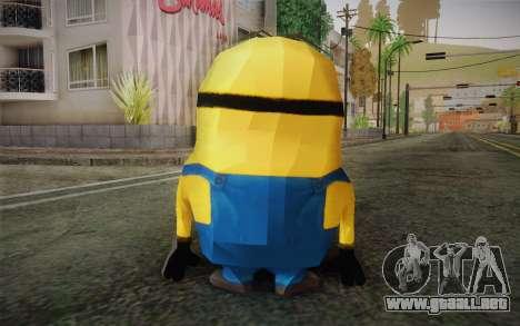 Mignon para GTA San Andreas segunda pantalla