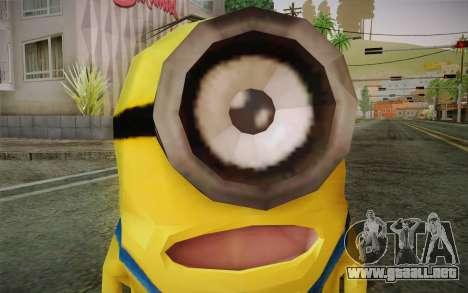 Mignon para GTA San Andreas tercera pantalla