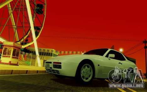 ENBSeries para PC débil v2 [SA:MP] para GTA San Andreas séptima pantalla