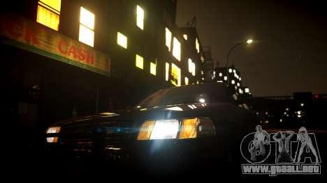 LibertyENB - Maximum Quality para GTA 4 segundos de pantalla
