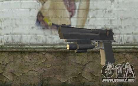 Desert Eagle from Modern Warfare 2 para GTA San Andreas