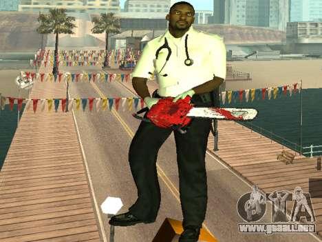 Pack Medic para GTA San Andreas sexta pantalla