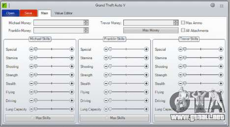 GTA 5 Horizon para XBOX 360