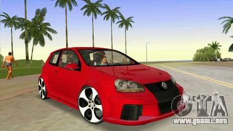 Volkswagen Golf GTI W12 para GTA Vice City