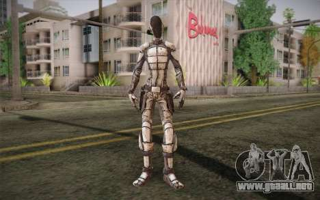 Cero из Borderlands 2 para GTA San Andreas
