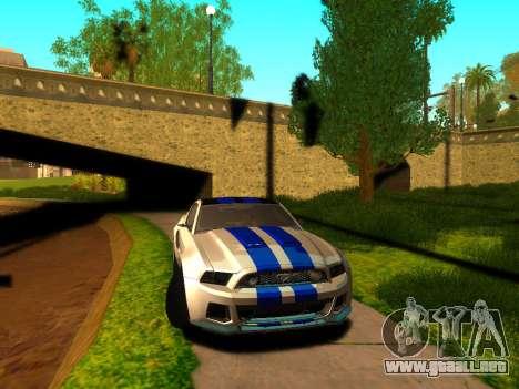 ENBSeries Realistic Beta v1.0 para GTA San Andreas