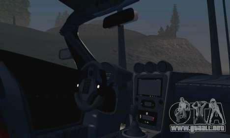 SSC Tuatara 2011 para la visión correcta GTA San Andreas
