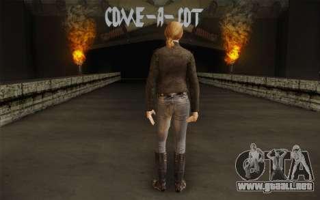 Alice Wake para GTA San Andreas segunda pantalla