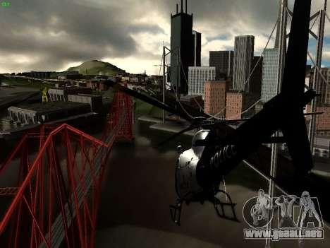 ENB Series por Makar_SmW86 [SAMP] para GTA San Andreas quinta pantalla