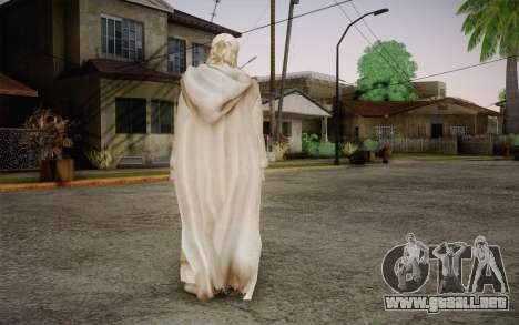 Gandalf para GTA San Andreas segunda pantalla