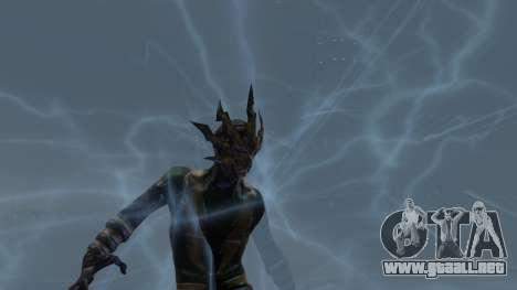 Electro para GTA San Andreas tercera pantalla