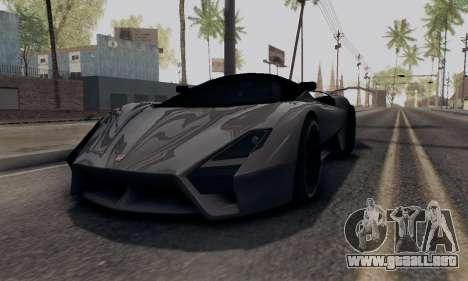 SSC Tuatara 2011 para GTA San Andreas