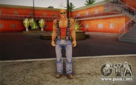 Duke Nukem para GTA San Andreas