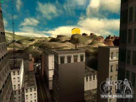ENB Series por Makar_SmW86 [SAMP] para GTA San Andreas sexta pantalla