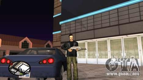 Retexture pantalones de Binco para GTA San Andreas segunda pantalla