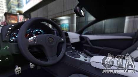 Advanced Graphics para GTA 4 adelante de pantalla