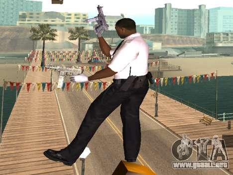 Pack Medic para GTA San Andreas tercera pantalla