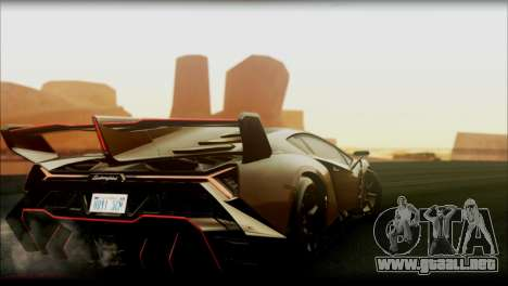 ENB by Stepdude 1.0 beta para GTA San Andreas segunda pantalla