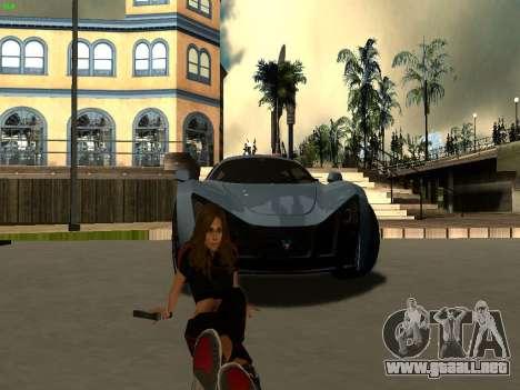 ENB Series por Makar_SmW86 [SAMP] para GTA San Andreas segunda pantalla