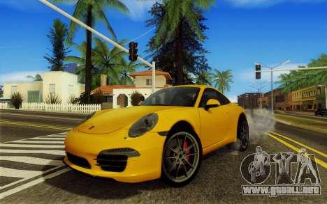 ENBSeries para PC débil v2 [SA:MP] para GTA San Andreas tercera pantalla