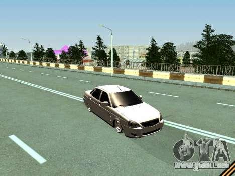 VAZ 2110-2170 para GTA San Andreas
