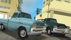 Chevrolet Apache Fleetside 1958 para GTA Vice City
