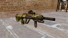 Máquina Steyr AUG-A3 Woodland para GTA 4