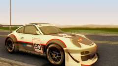 Porsche GT3 R 2009 para GTA San Andreas