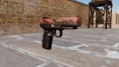Pistola FN Five seveN tigre Rojo para GTA 4