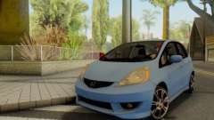Honda Fit Stock 2009 para GTA San Andreas