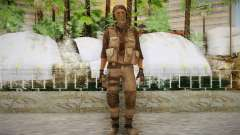 Mercenario en la armadura (COD MW3)