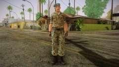 Corporal VDV para GTA San Andreas