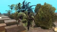 La selva en una calle Azteca