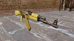 El AK-47 de Oro