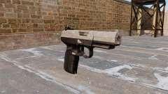 Pistola FN Five seveN Camo ACU para GTA 4