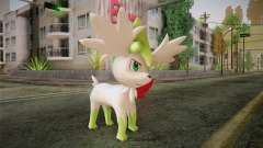 Shaymin Sky from Pokemon para GTA San Andreas