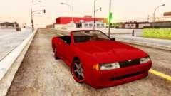 Elegía Convertible v1.1 para GTA San Andreas