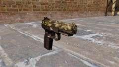 Pistola FN Five seveN Hexagonal para GTA 4