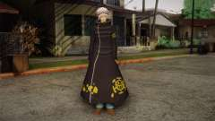 One Piece Trafalgar Law para GTA San Andreas