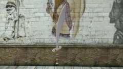 Sinbad Scimitar para GTA San Andreas