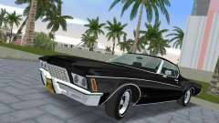Buick Riviera 1972 Boattail para GTA Vice City