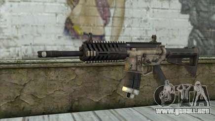 P416 из FarCry para GTA San Andreas