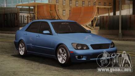 Lexus IS300 2003 para GTA San Andreas